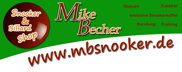 MB Snooker & Billard Shop-Logo